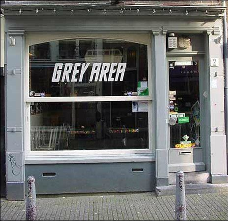Grey Area Amsterdam