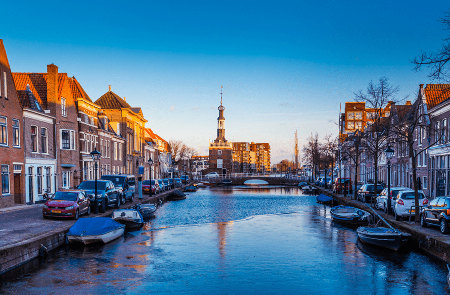 Coffeeshops in the Nederlands Alkmaar