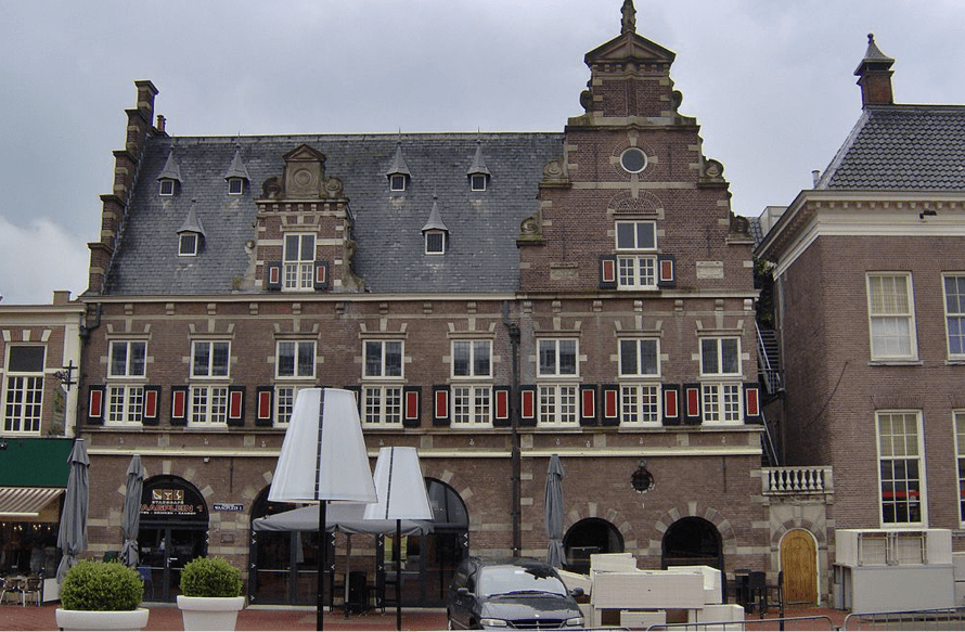 Coffeeshops in the Nederlands Almelo