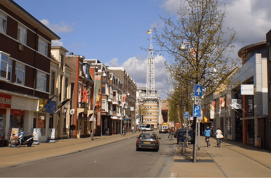Coffeeshops in the Nederlands Apeldoorn