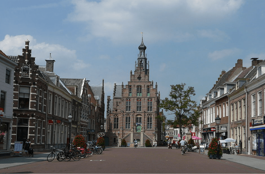 Coffeeshops in the Nederlands Culemborg