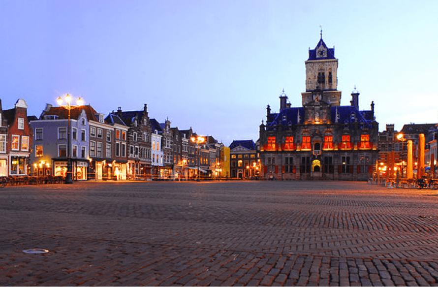 Coffeeshops in the Nederlands Delft