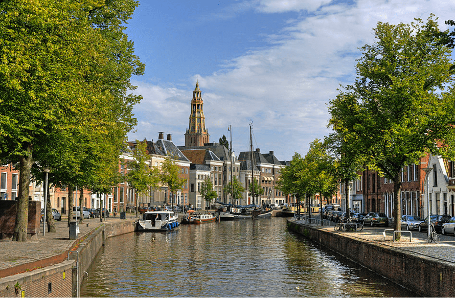 Coffeeshops aux Pays-Bas Groningen
