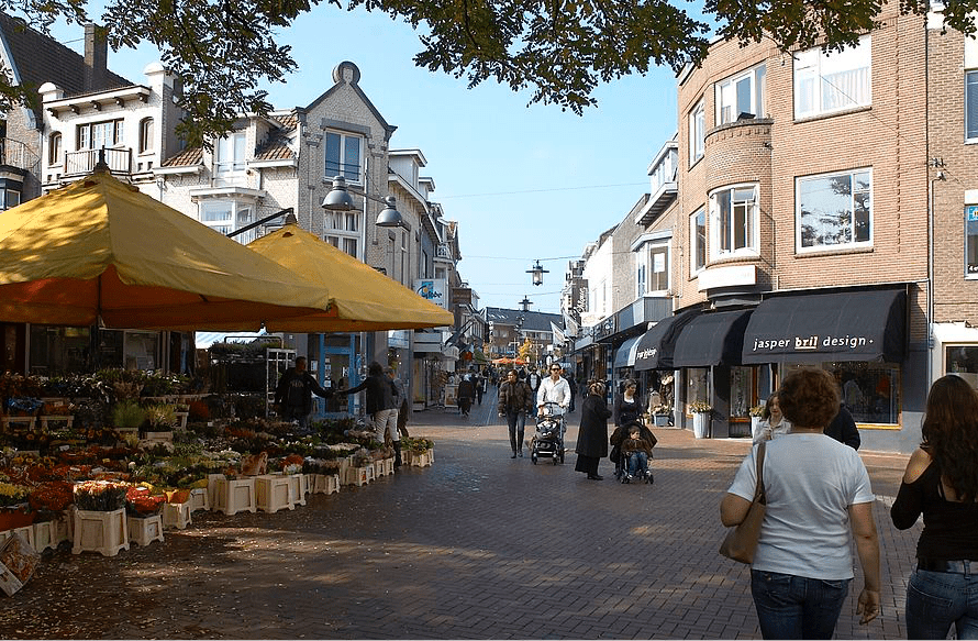 Coffeeshops in the Nederlands Hilversum