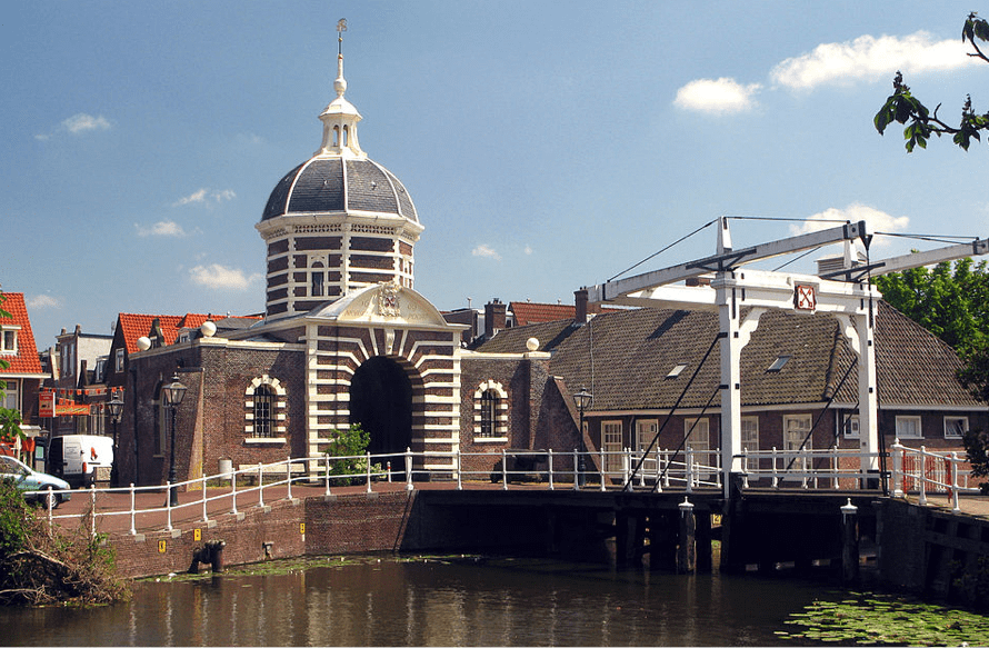 Coffeeshops in the Nederlands Leiden