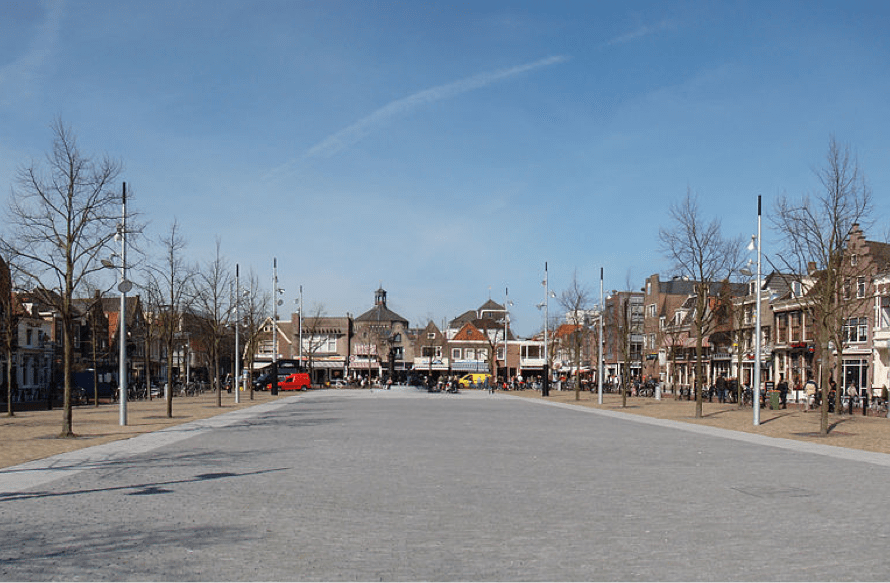 Coffeeshops in the Nederlands Purmerend