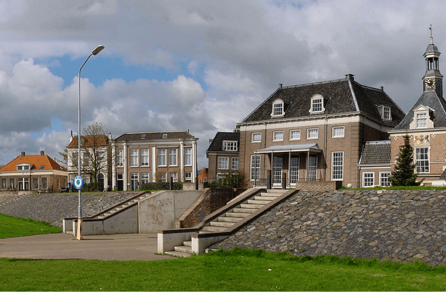 Coffeeshops in the Nederlands Tiel